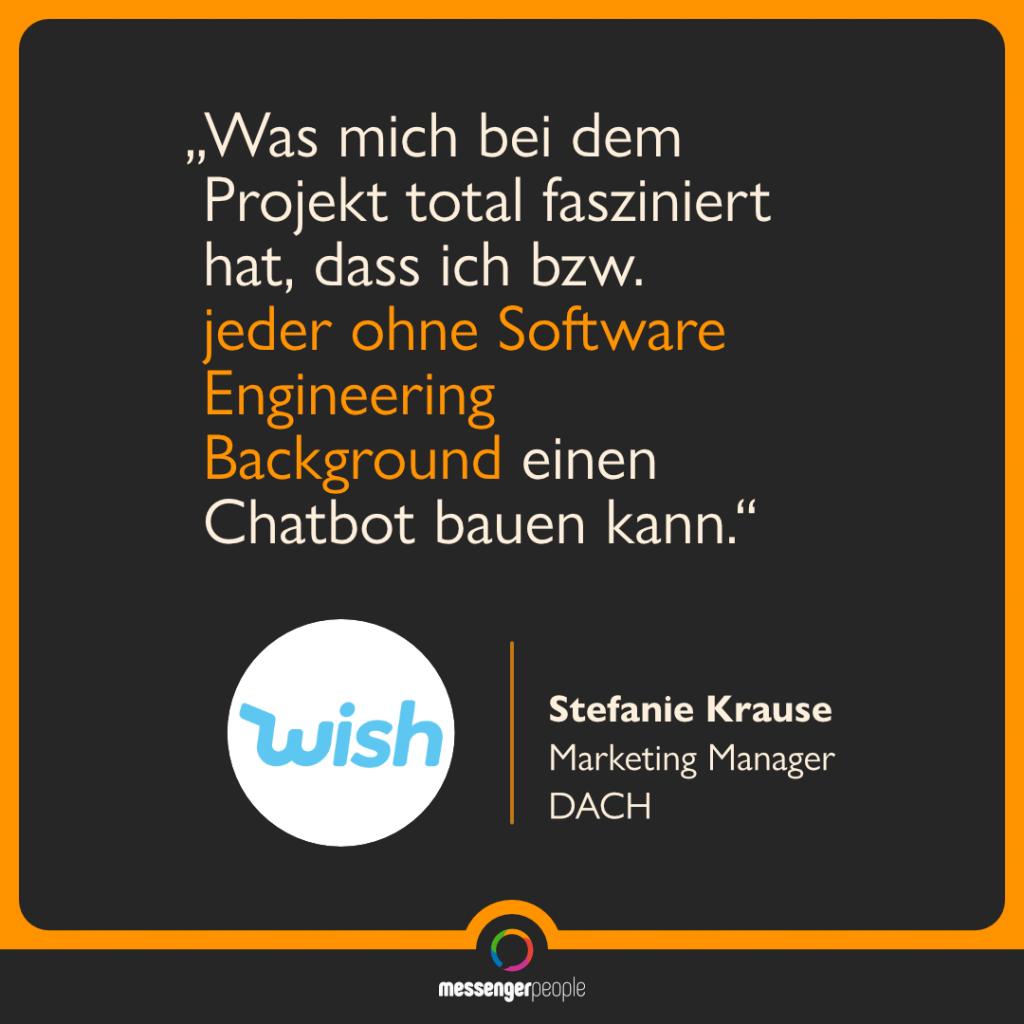 MessengerPeople Alternative Chatbot