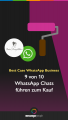Best Case WhatsApp Business; Miss Pompadour