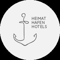 Logo Heimat Hafen Hotels
