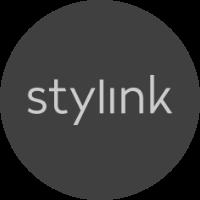Logo stylink schwarz