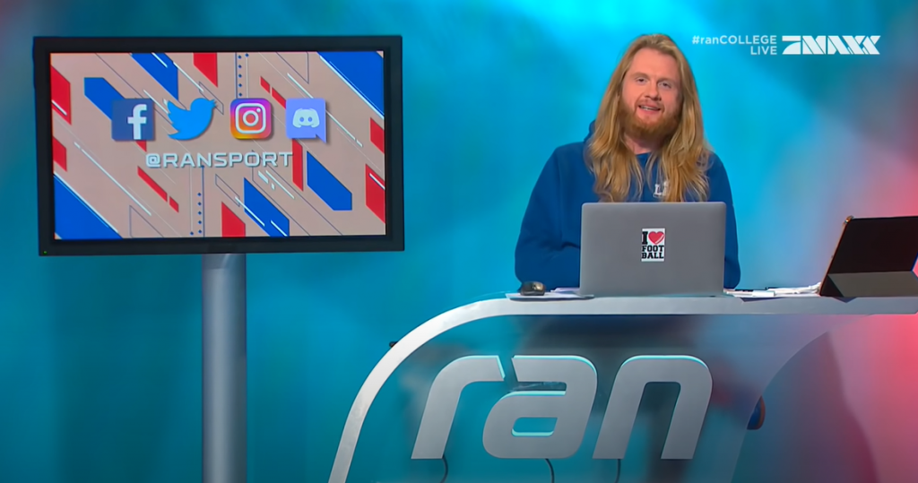 #ranNFL auf Discord