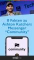 Ashton Kutcher Community Messenger OMR Podcast SMS Social Media Netzwerk