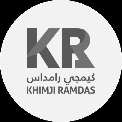 Logo Khimji Ramdas