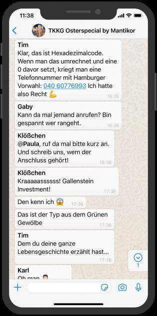 TKKF WhatsApp Marketing Kampagne