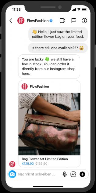 Conversational Commerce Fashion