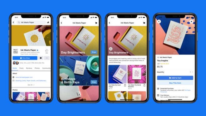 Instagram Shopping & Direktnachrichten