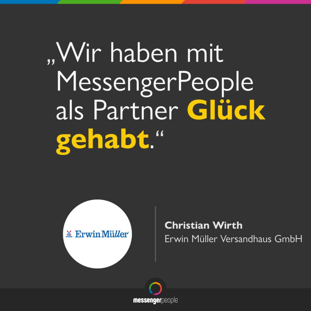 erwin-mueller-versandhaus-messengerpeople-partner