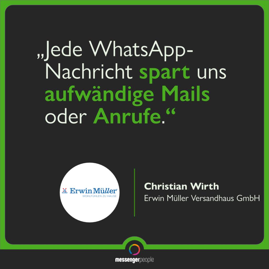 erwin-mueller-versandhaus-effizienz-whatsapp-gegenüber-mail-und-telefon