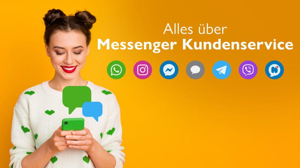 Alles über Messenger Kundenservice