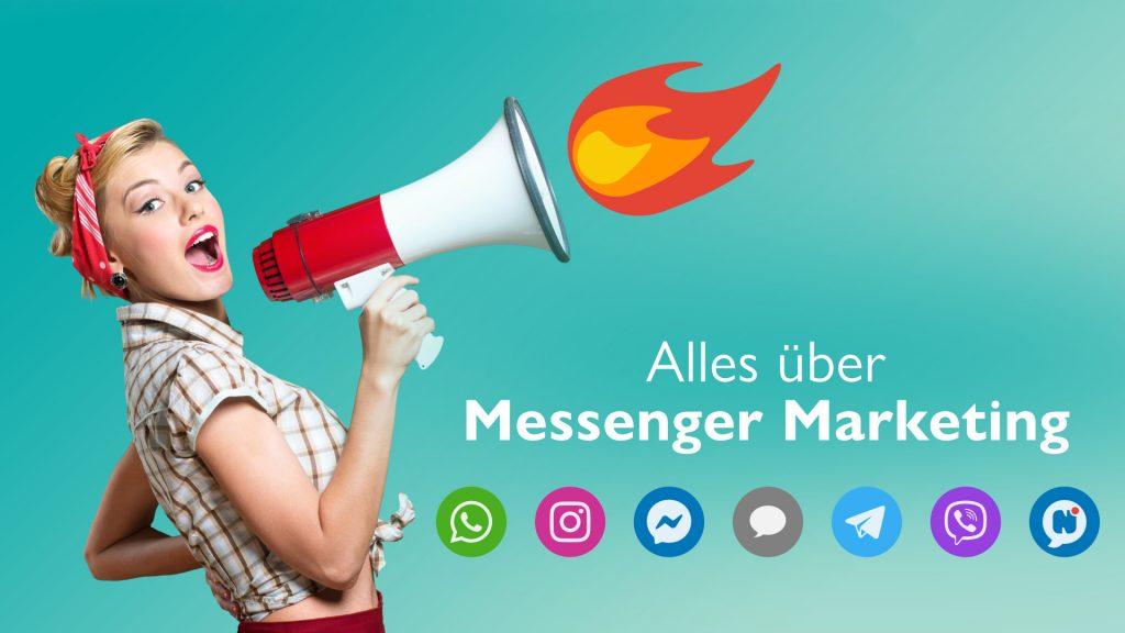 Alles über Messenger Marketing