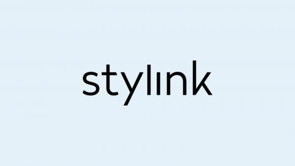 stylink logo cover case study