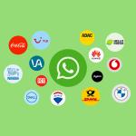 whatsapp business beispiele