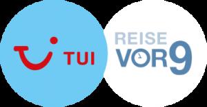 TUI Logo Bubble Hotelvor9 Logo Bubble