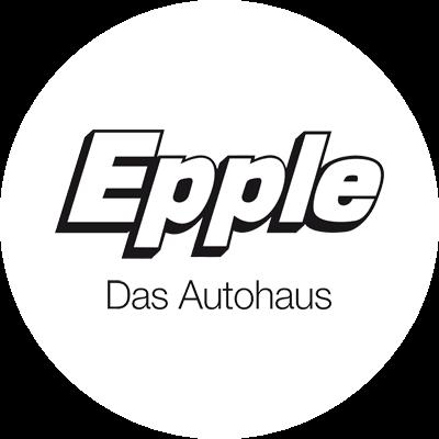 Autohaus Epple Logo Bubble