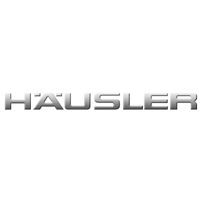 autohaus häusler logo bubble