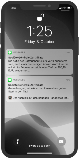 Apple Messages for Business Newsletter SG
