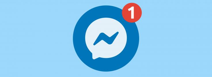 Bei punkt facebook kamera bedeutet was grüner messenger Facebook Messenger